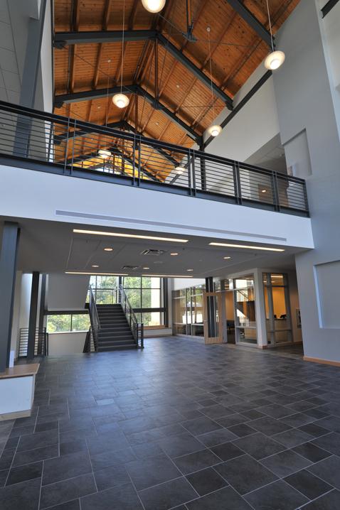 Whitefield Academy Van Winkle Construction