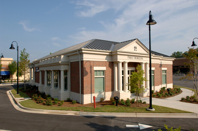 First Horizon Bank Snellville Van Winkle Construction