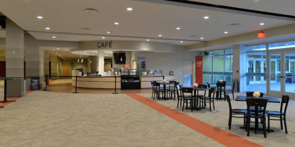 Compassion Christian Church, Savannah, GA, cafe, meeting space