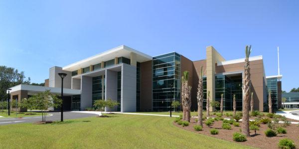 Compassion Christian Church, Savannah, GA, foyer, fastest growing churches