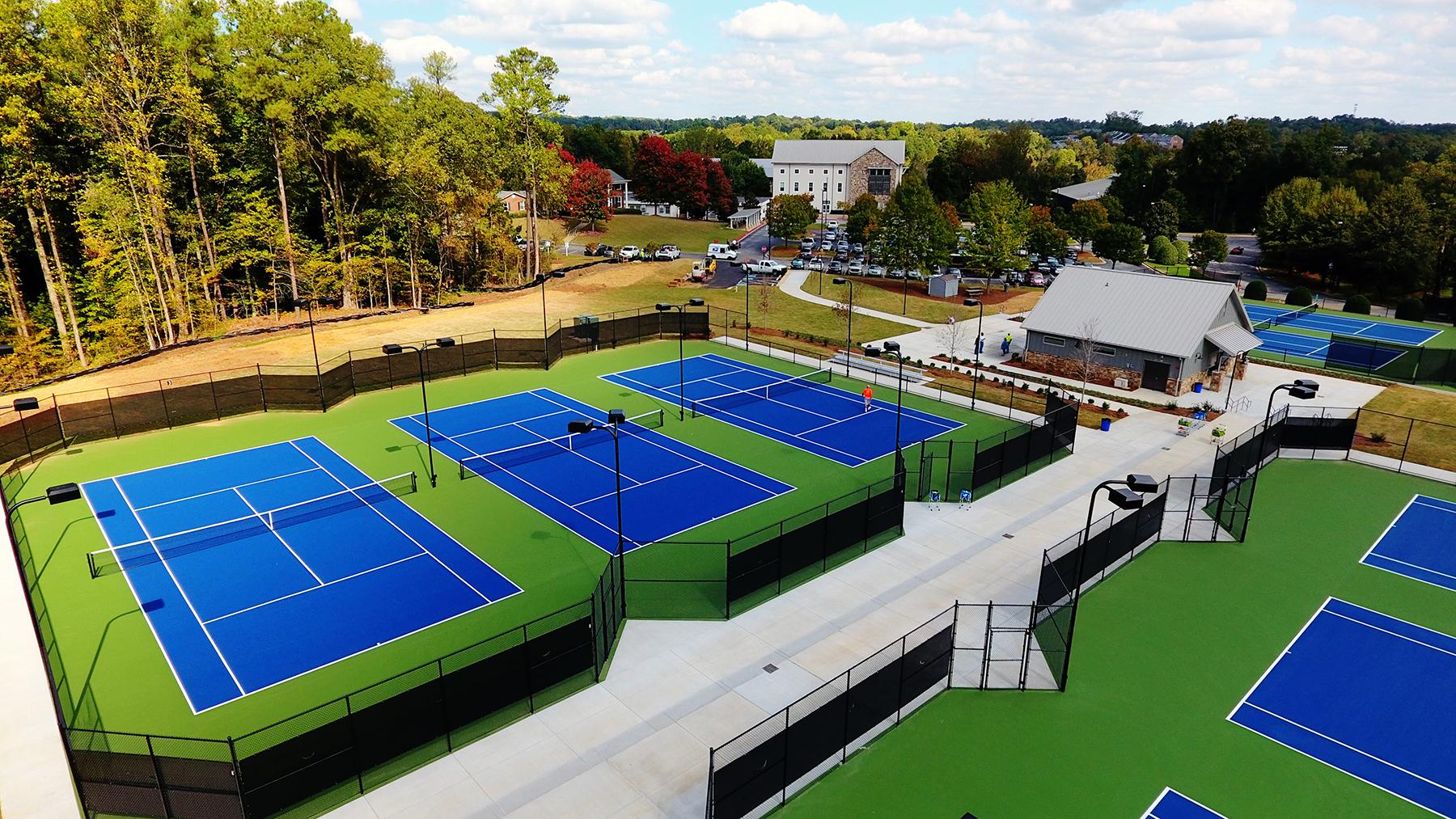Whitefield Academy Tennis Complex
