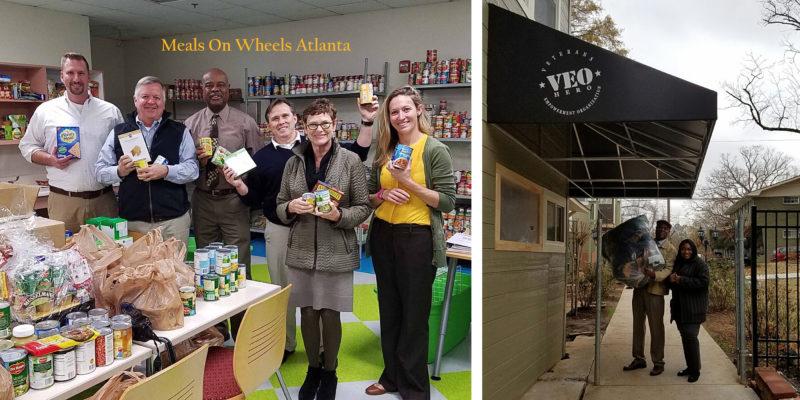 Meals on Wheels Atlanta and VEO