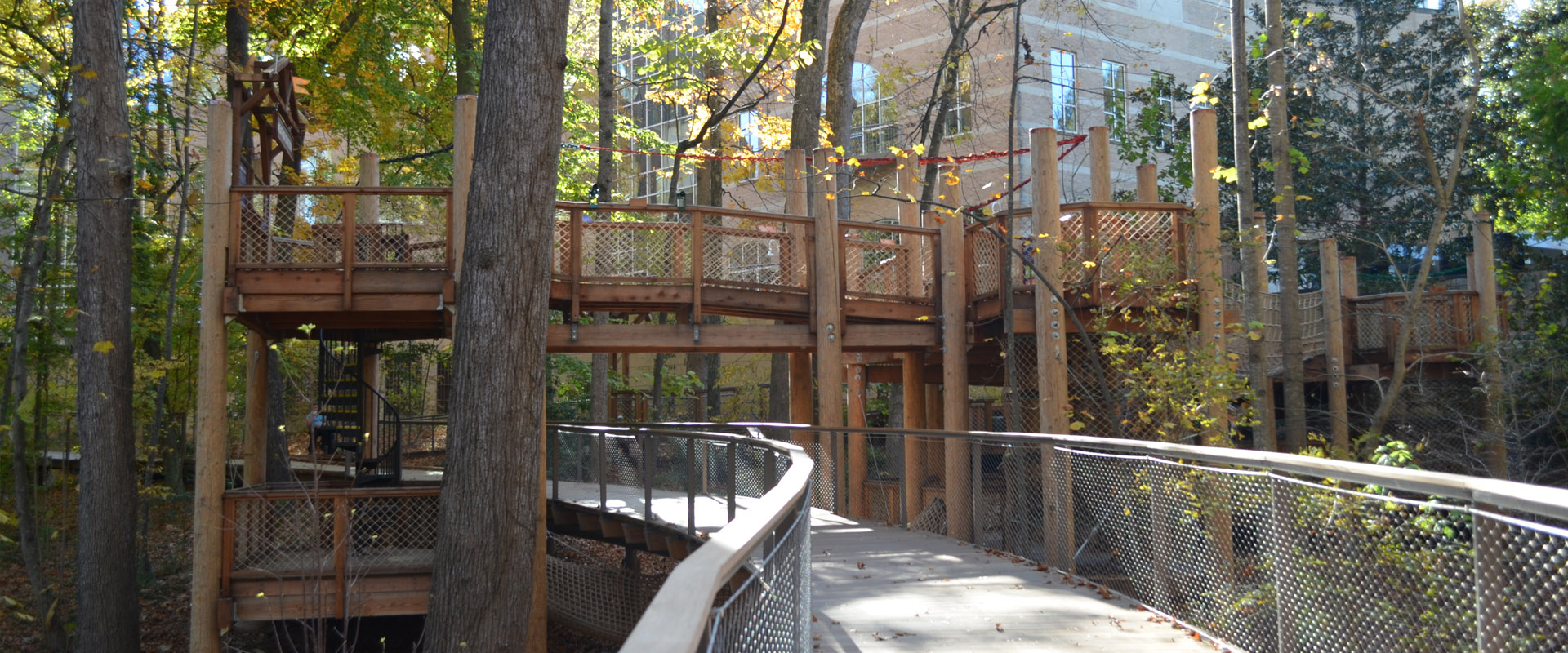 Fernbank Museum of Natural History - Play Area