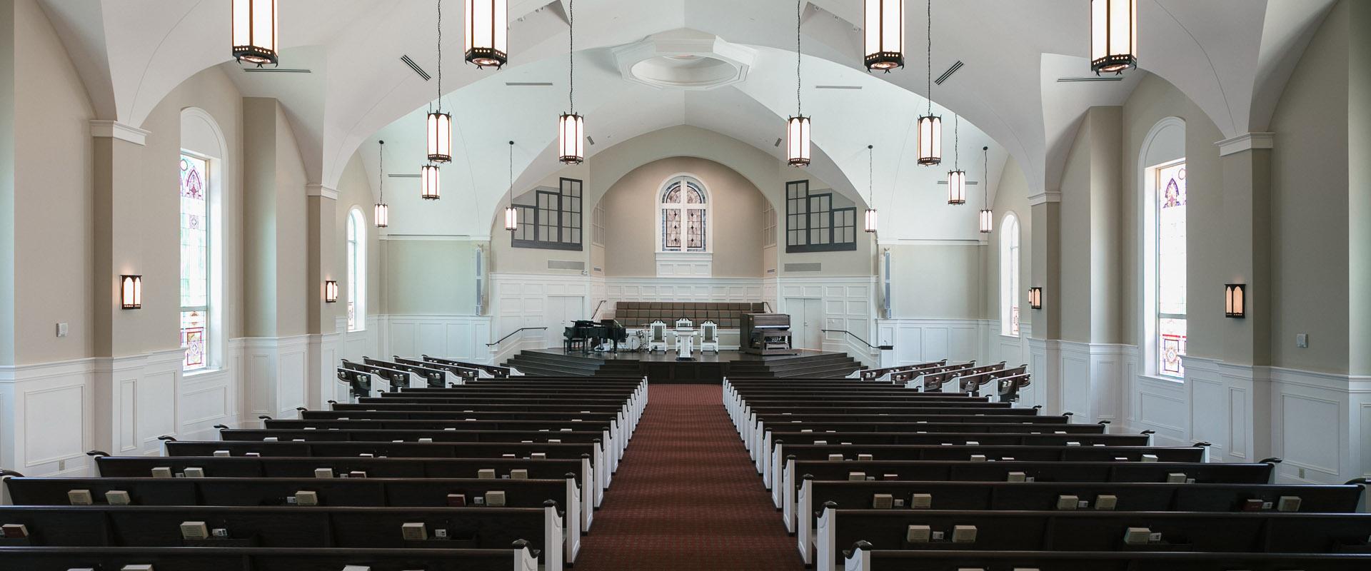 Friendship Baptist Church - Sanctuary