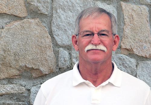 Gary Nicholson - General Superintendent