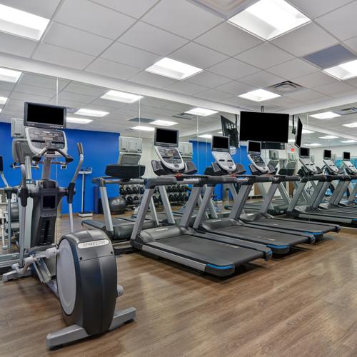 Holiday Inn Express Greenville - Gym