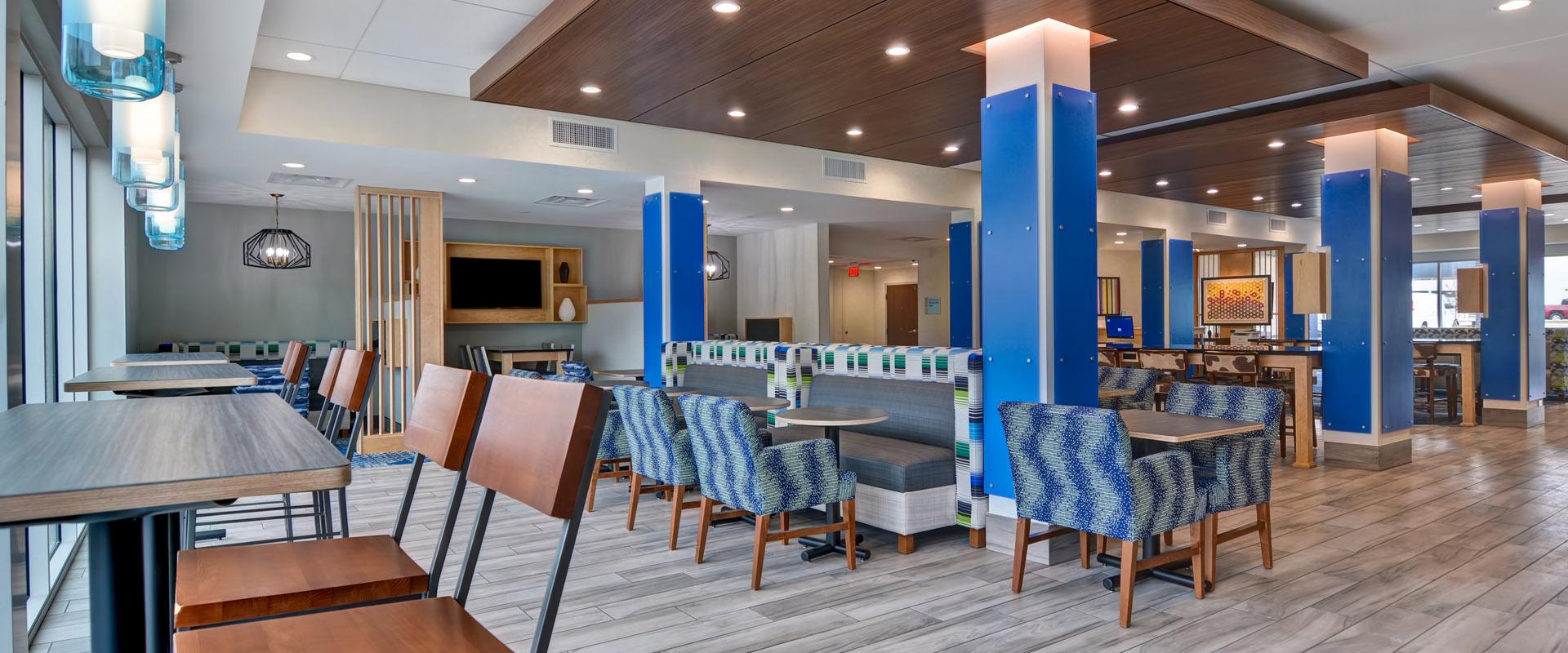 Holiday Inn Express Greenville - Restaurant