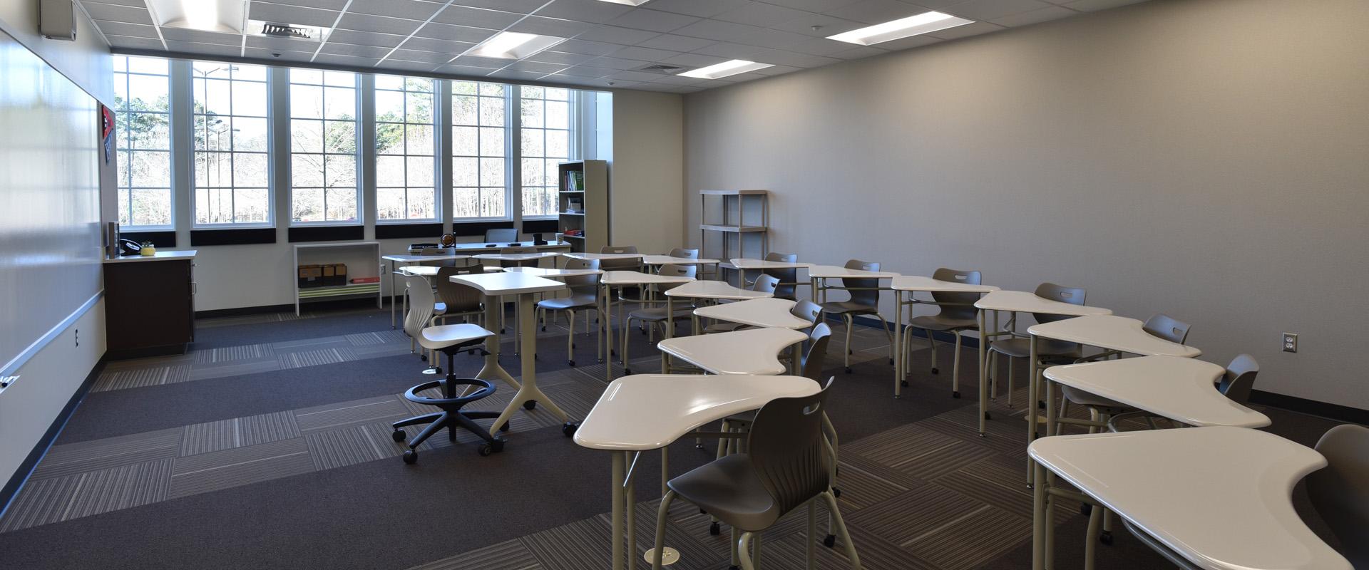 Kings Ridge Christian School - Classroom