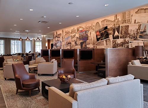 Marriott Courtyard Vinings - Cafe