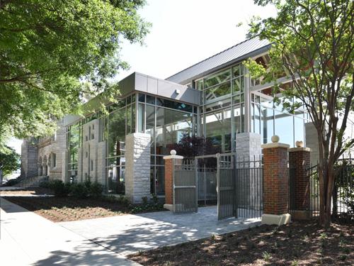 North Avenue Presbyterian Project Scope