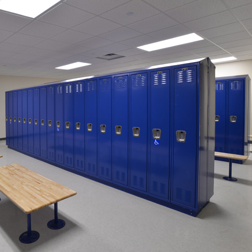 Reliable Automated Sprinkler Company - Locker Room