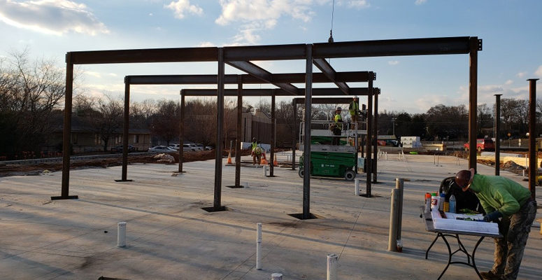 Setting Firm Foundations for Holiday Inn Express