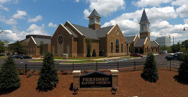 AGC 2018 Award Winner: Friendship Baptist Church