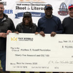 #VanWinkleHelps - 5th Annual Shoot for Literacy Event