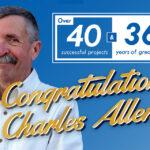 Charles Allen Retirement