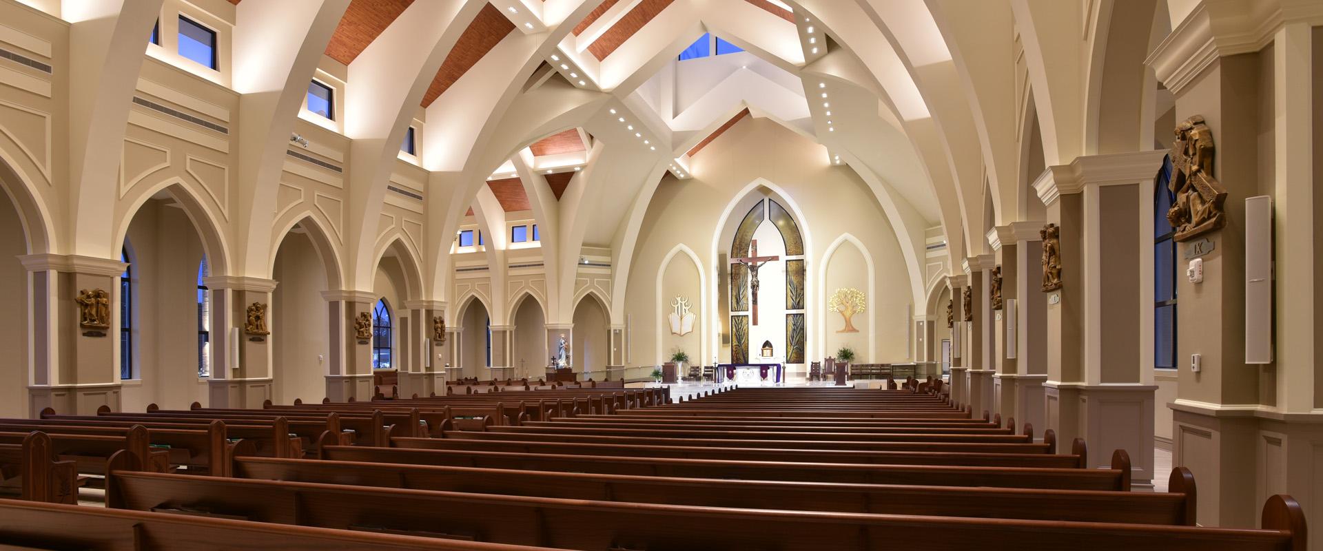 Holy Vietnamese Martyrs Catholic Church - Sanctuary