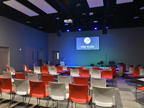 Linked UP Church - Fellowship Hall