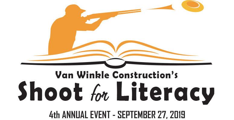 #Vanwinklehelps Shoot for Literacy 2019