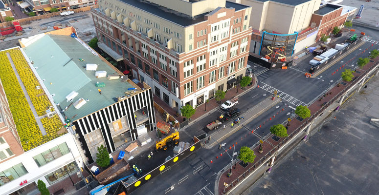 Solidly Stationed at Atlantic Station