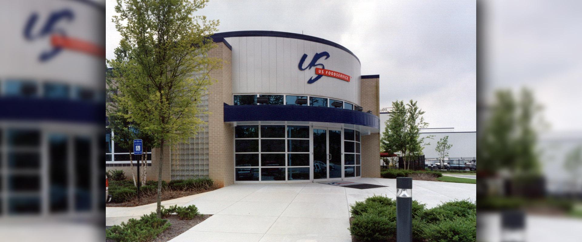 US Foods Fairburn Distribution Center - Front Entrance
