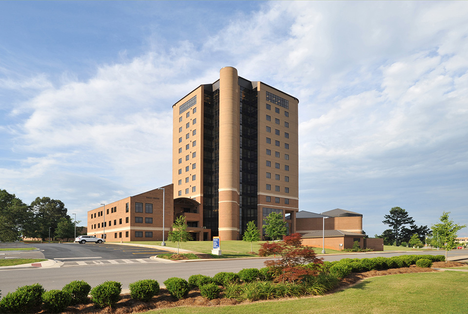 Wallace State University – James C Bailey Center