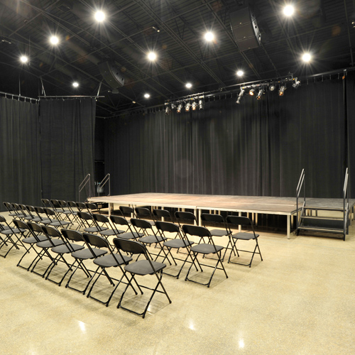 Whitefield Academy-Morris Hall - Black Box Theater