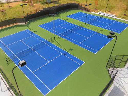 Whitefield Academy-Tennis Complex - Courts 4x