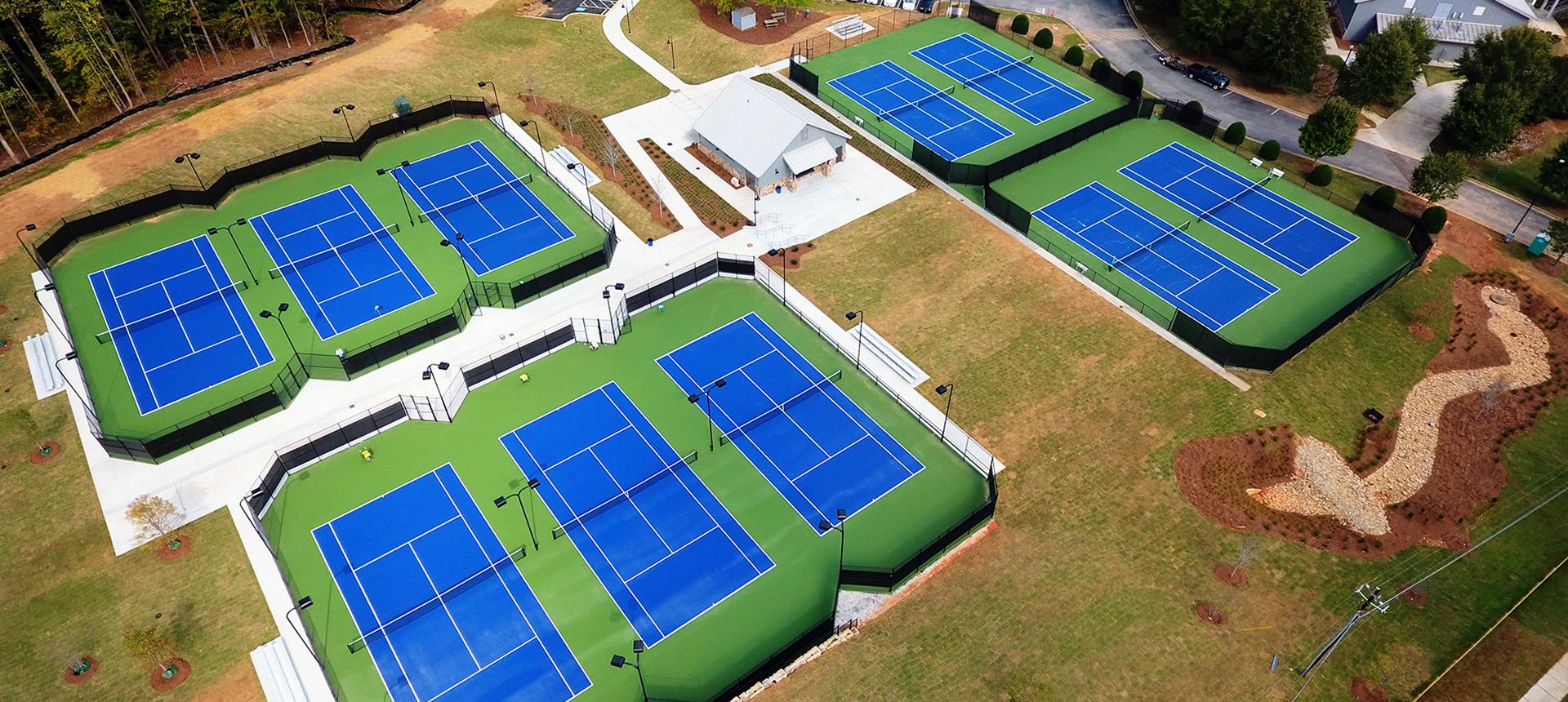 Whitefield Academy-Tennis Complex