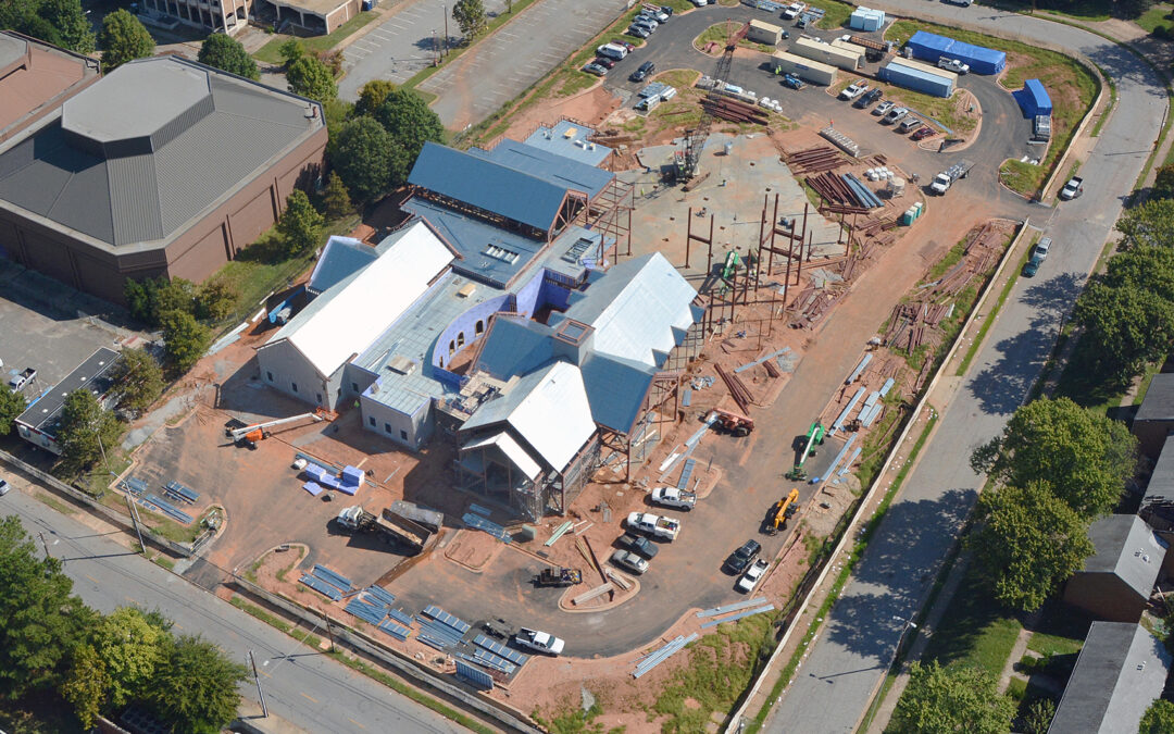 Friendship Baptist Church Progress