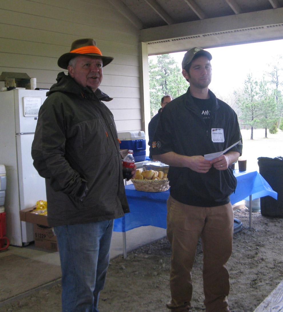 Van Winkle Construction Raises Money for No Longer Bound – Gay, GA
