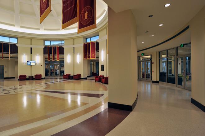 Van Winkle Construction Completes Margaret Murray Washington Hall -Tuskegee, AL