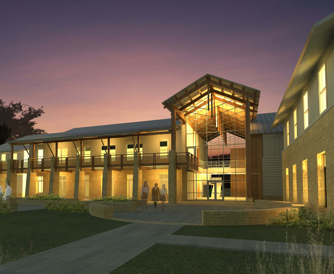 Van Winkle Construction Awarded Whitefield Academy Project – Mableton, GA