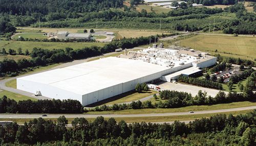 Anheuser-Busch Metal Container Corporation - Aerial Shot
