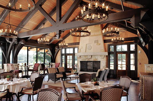 Capital City Club at Brookhaven - Dining Room