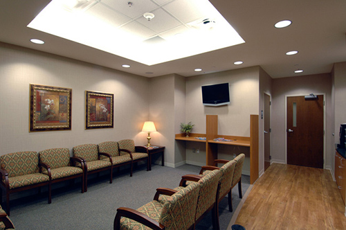 Marble Hill Medical Center - Waiting Room