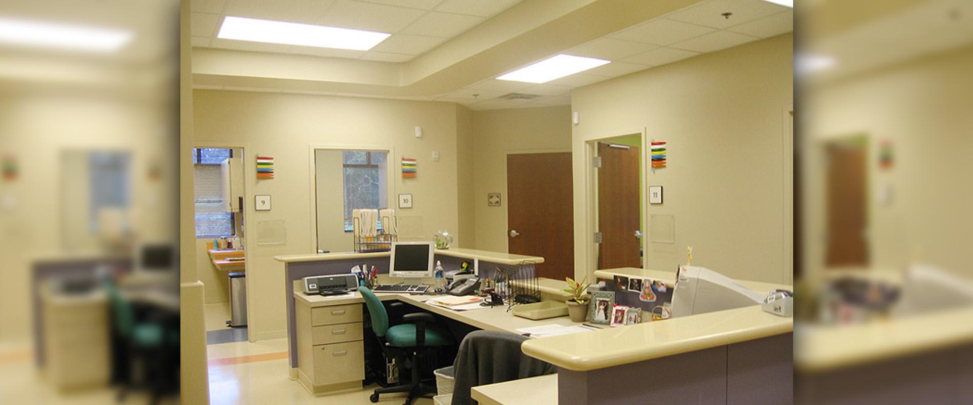 Marble Hill Medical Center - Workstation