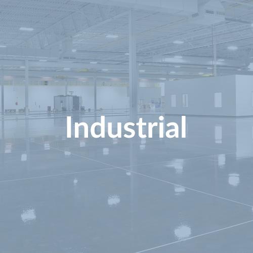 Van Winkle Markets Served: Industrial