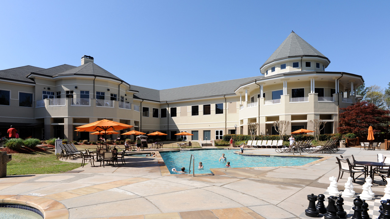 Marriott Evergreen Conference Center