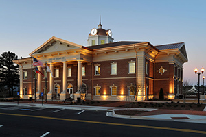 Sugar Hill City Hall and Parking Deck