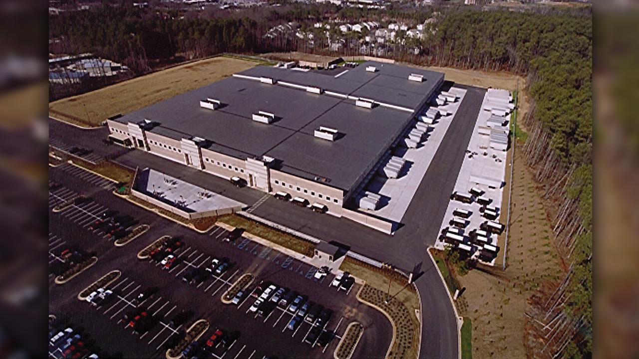 UPS Regional Distribution Facility