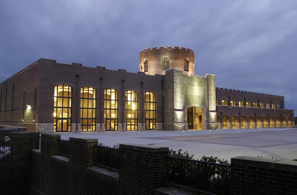 Riverside Military Academy Sandy Beaver Performing Arts Center