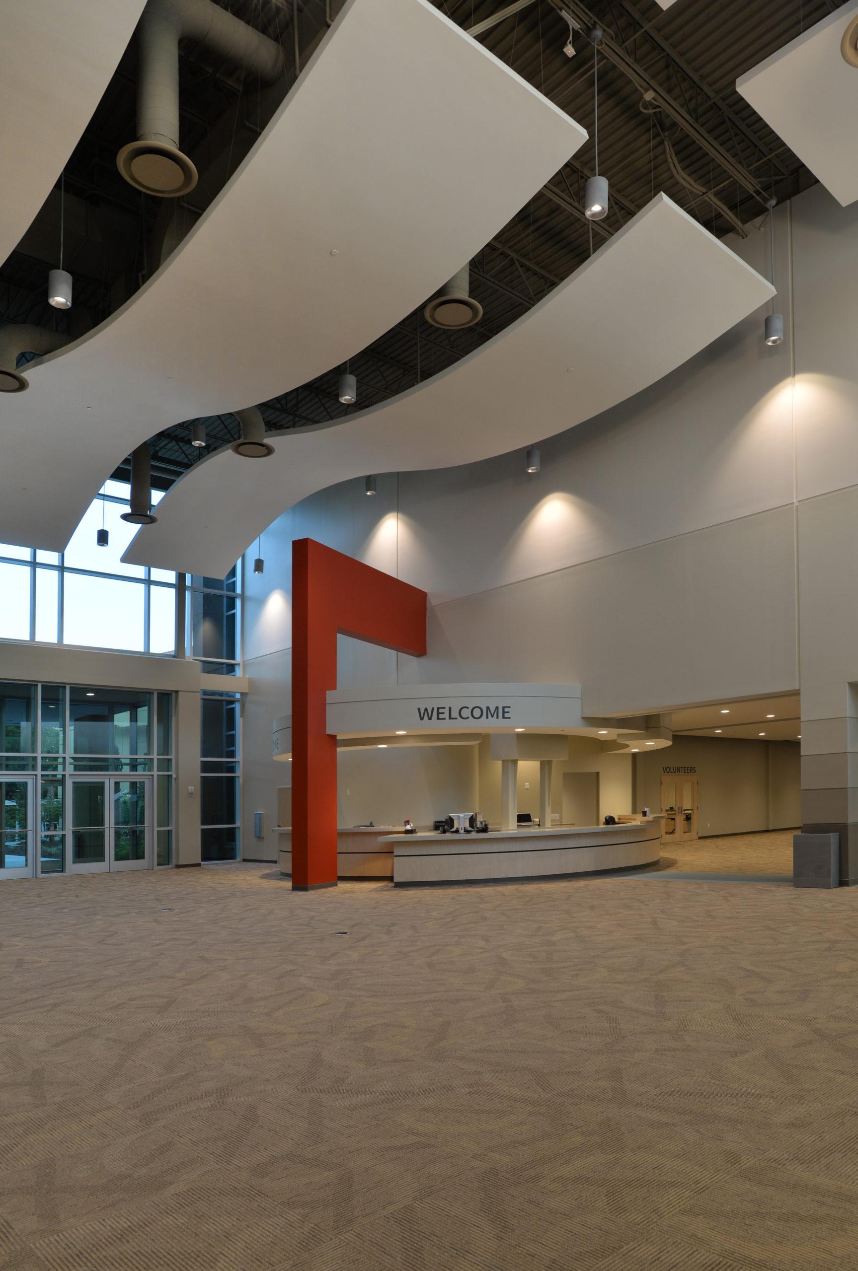 Alpharetta First United Methodist Church - Lounge Area