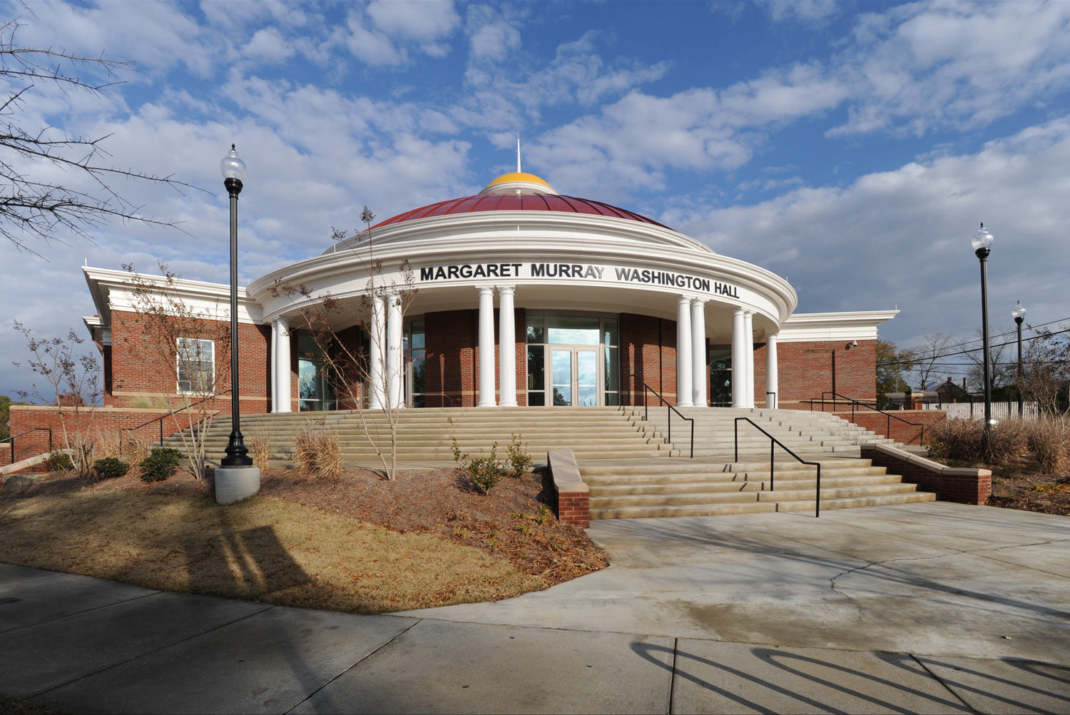 Wallace State University James C Bailey Center - Front Entrance