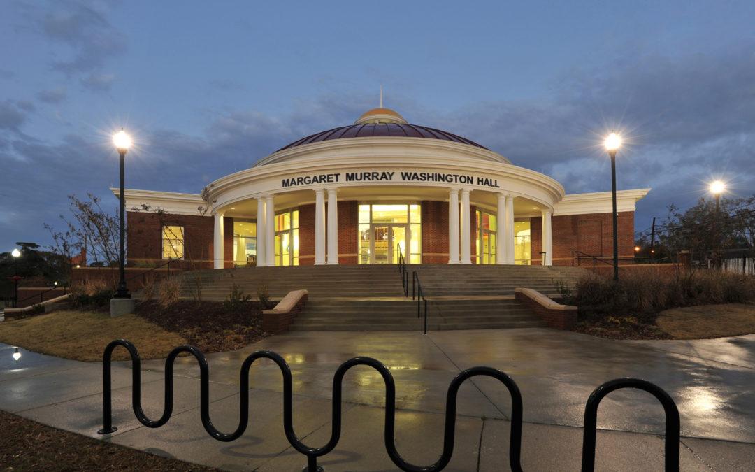 Tuskeegee University Margaret Murray Washington Hall