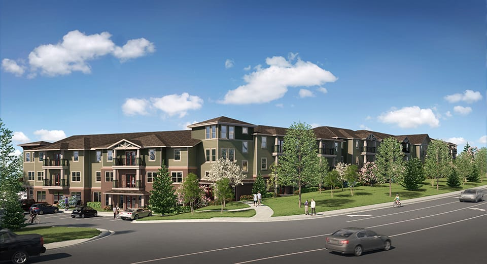 New Digs: Breaking Ground for Shiloh Road Apartments