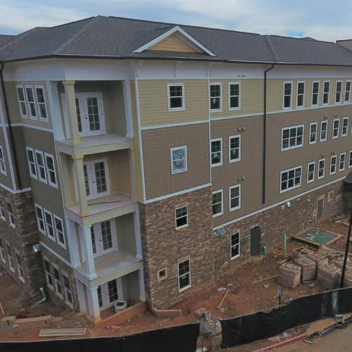 The Villas at Canterfield of Kennesaw - Exterior Close-up