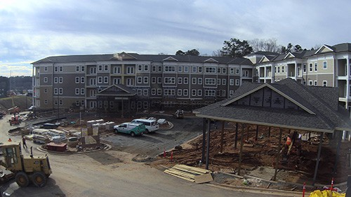 The Villas at Canterfield of Kennesaw - Exterior Front