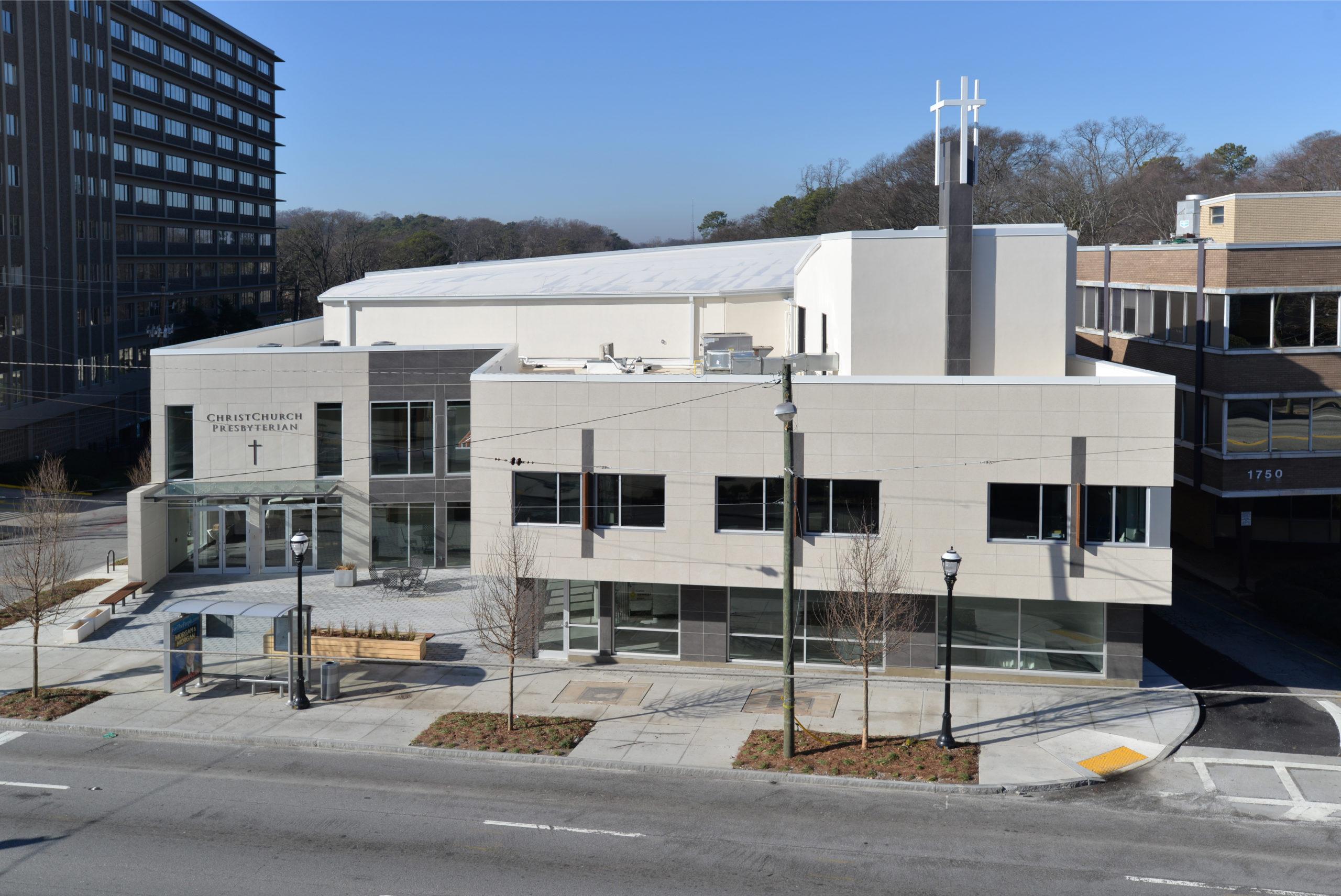 North Avenue Presbyterian Church - Conference Rooms