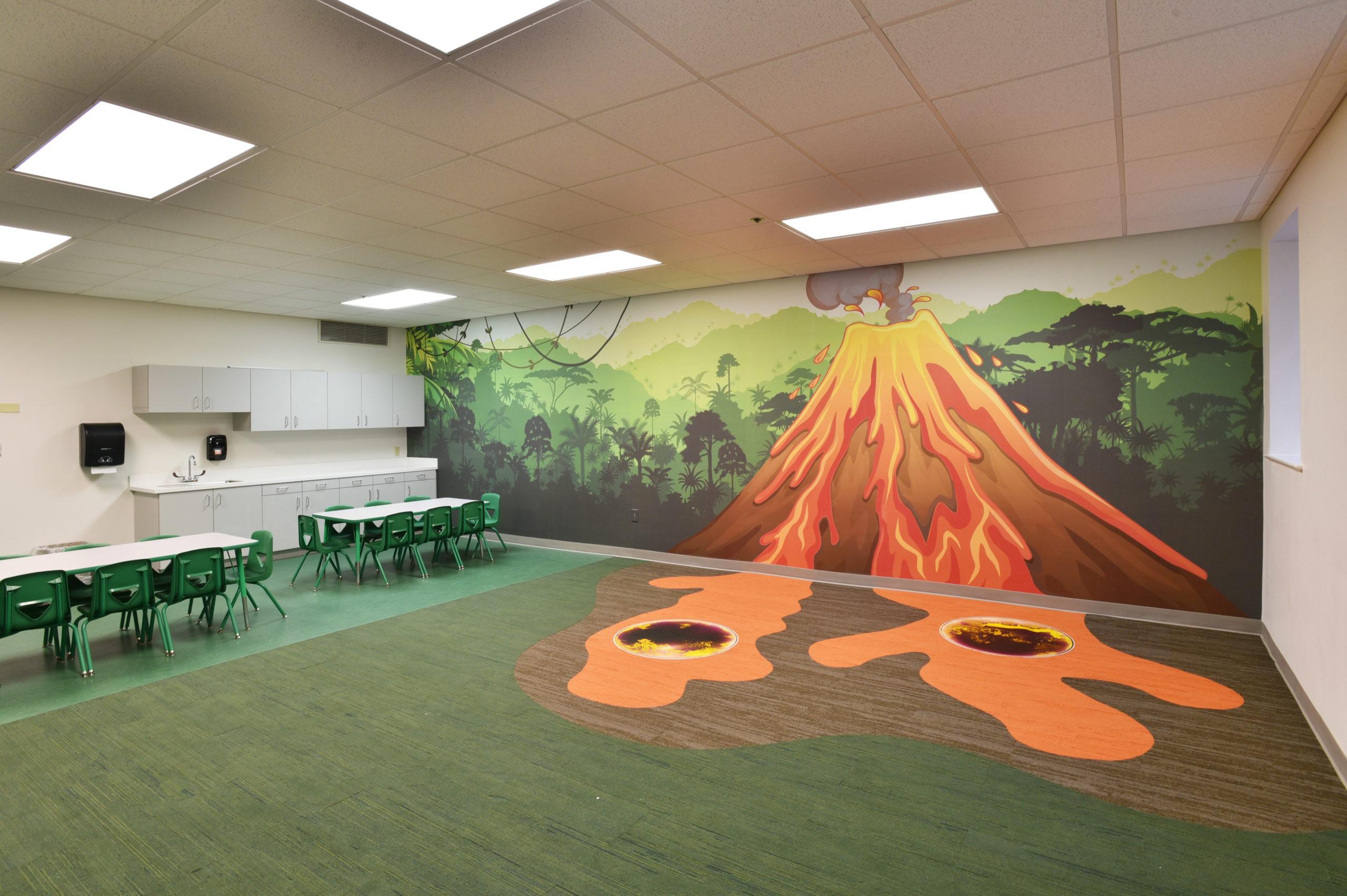 12Stone Church Sugarloaf - Globe Room