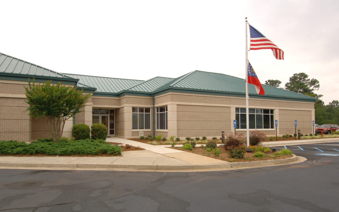 Forsyth County Public Library Addition